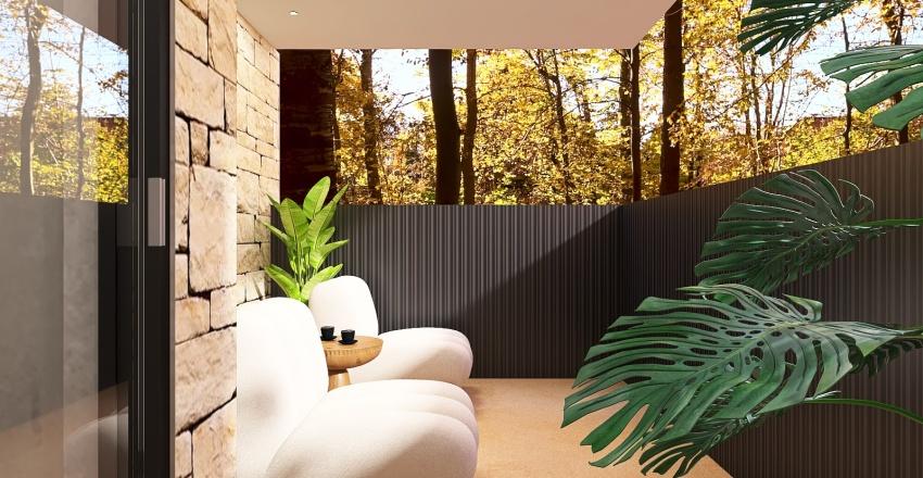 217 Sqm Interior Design Render