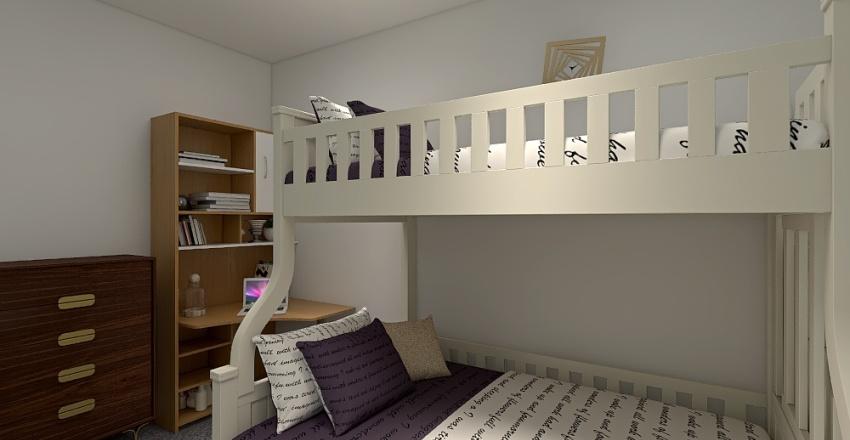 Tiger's project Interior Design Render