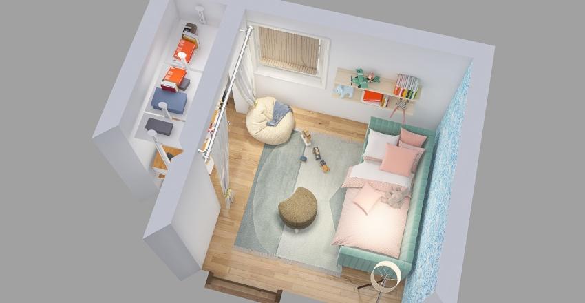 Stanton Addie Interior Design Render
