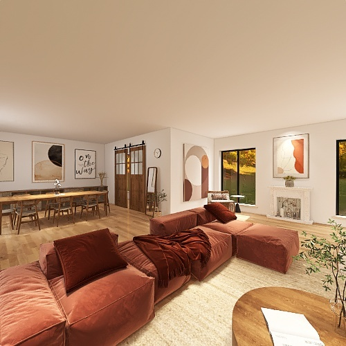 dddddddd Interior Design Render