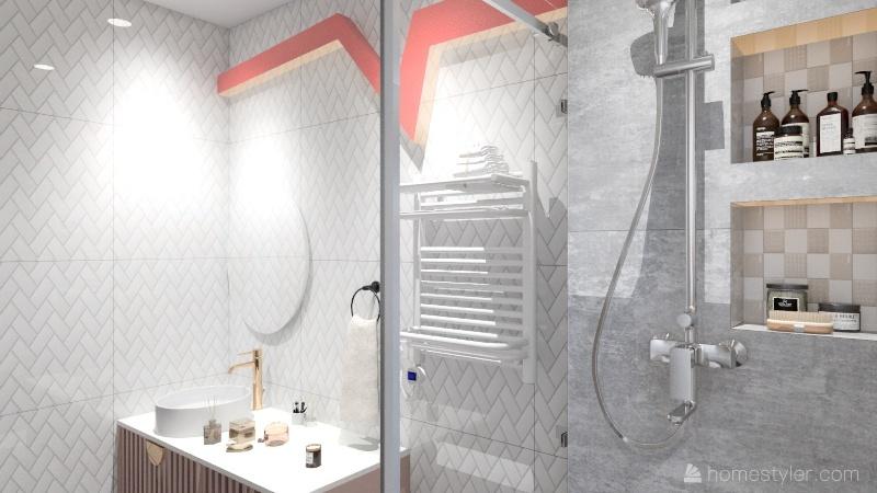 Terreno 6x30 Interior Design Render