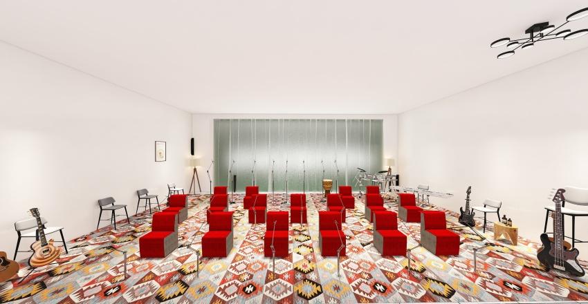 NN PROD Interior Design Render