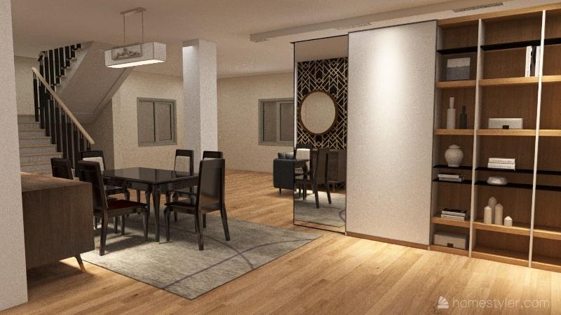 new19 Interior Design Render