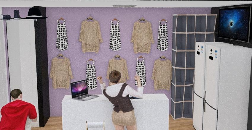 dHAY Interior Design Render