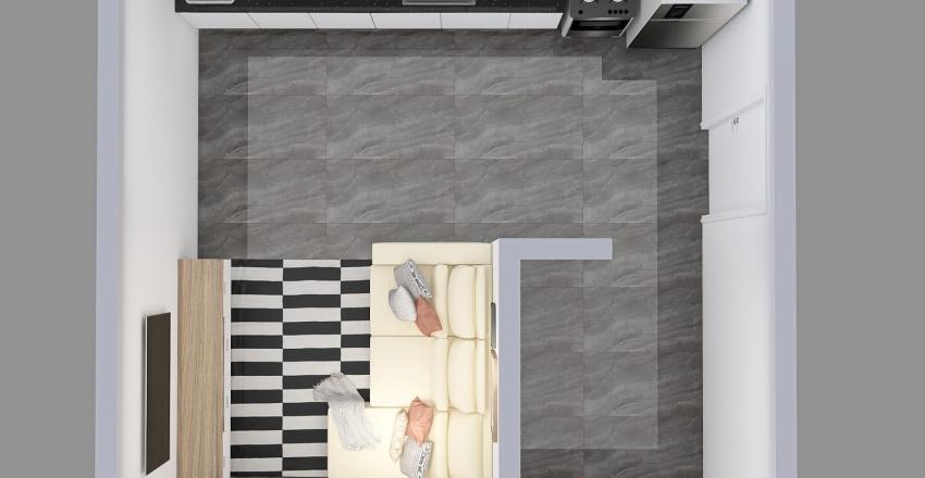 PLANTÃO Cristiana Fernandes 21.08.21 Interior Design Render