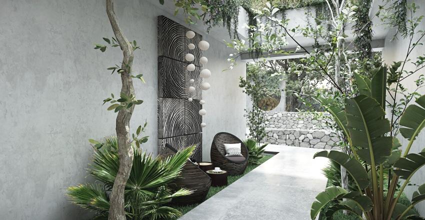 Tenerife Interior Design Render