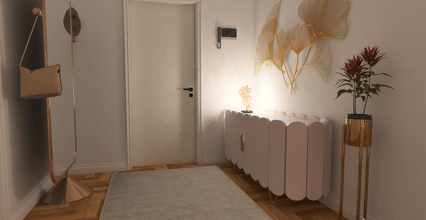 Something new Interior Design Render