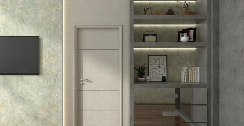 Suite grande Interior Design Render