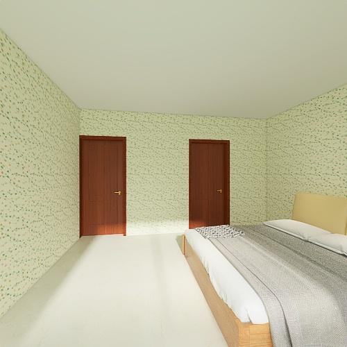 Faisal House Interior Design Render