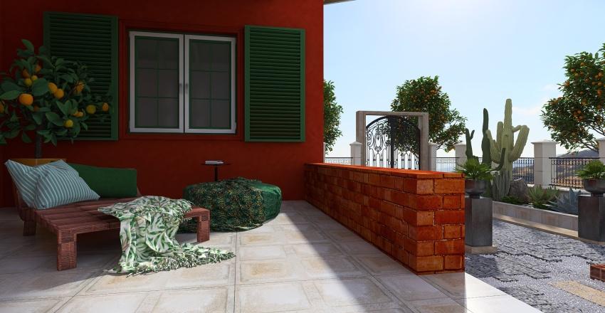 maison nicoise essai2 Interior Design Render