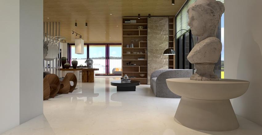 TWN 27 Interior Design Render