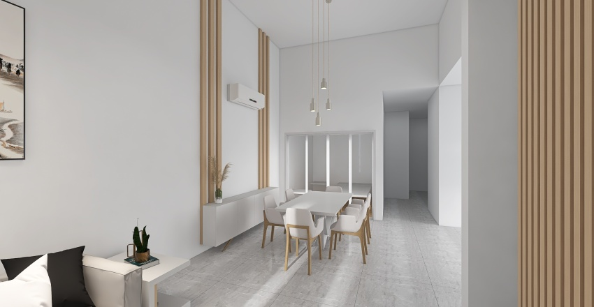 Franciele Interior Design Render