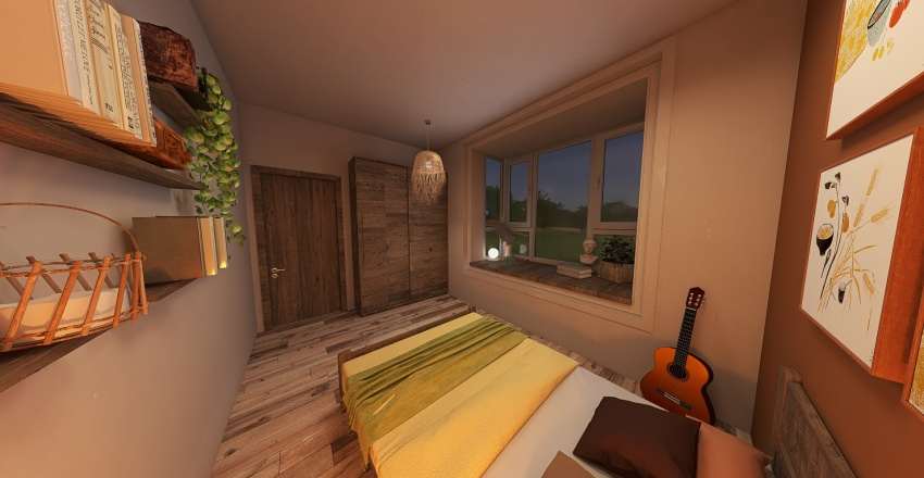 ibiza Interior Design Render