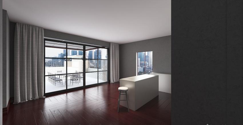 CAMERA Interior Design Render