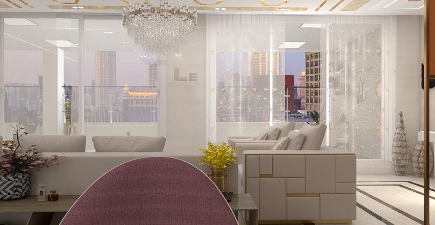 RAFIKI Interior Design Render