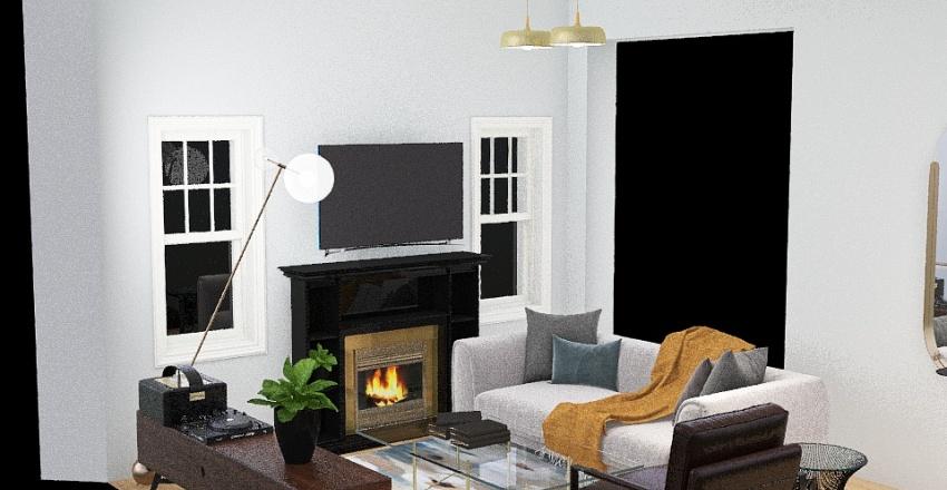 case estudy 1 Interior Design Render