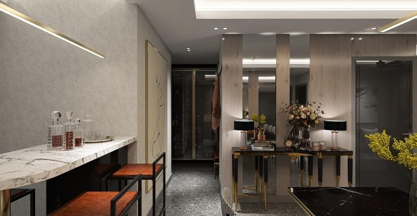antonia 100 Interior Design Render