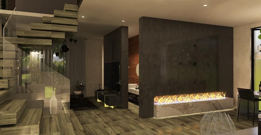 Life Interior Design Render