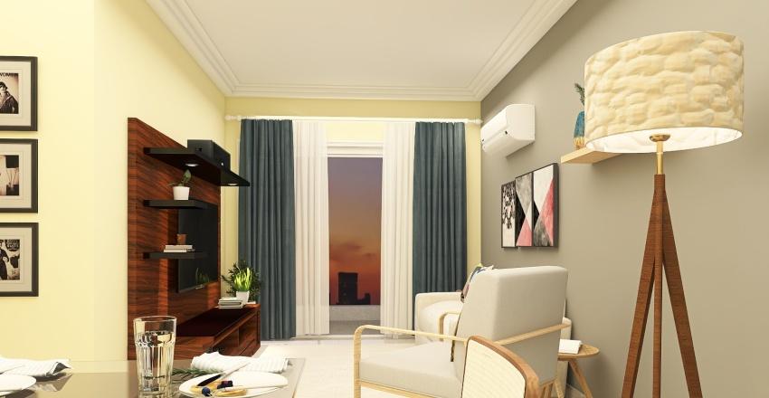 Allan | 19h | Sala | 20.08.21 Interior Design Render