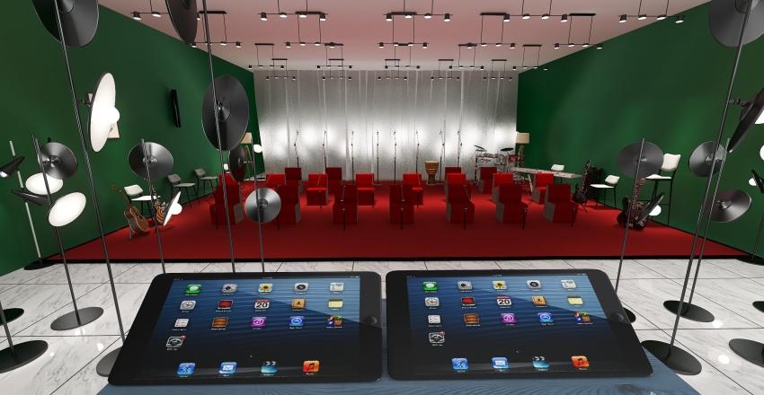 NNPRODTV Interior Design Render