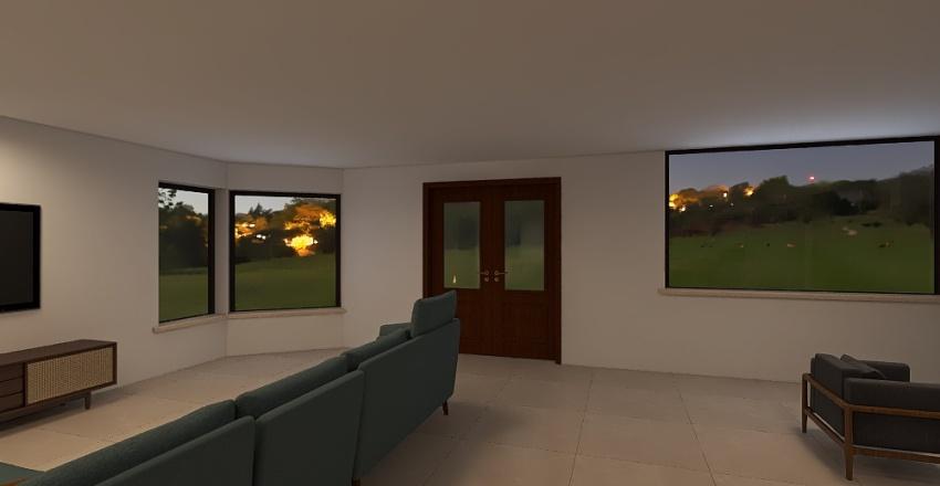 previo al exacto Interior Design Render