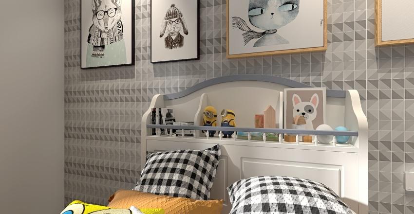 CATALOGUE EVELYNA Interior Design Render
