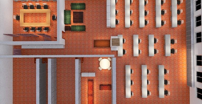 空白空間 Interior Design Render