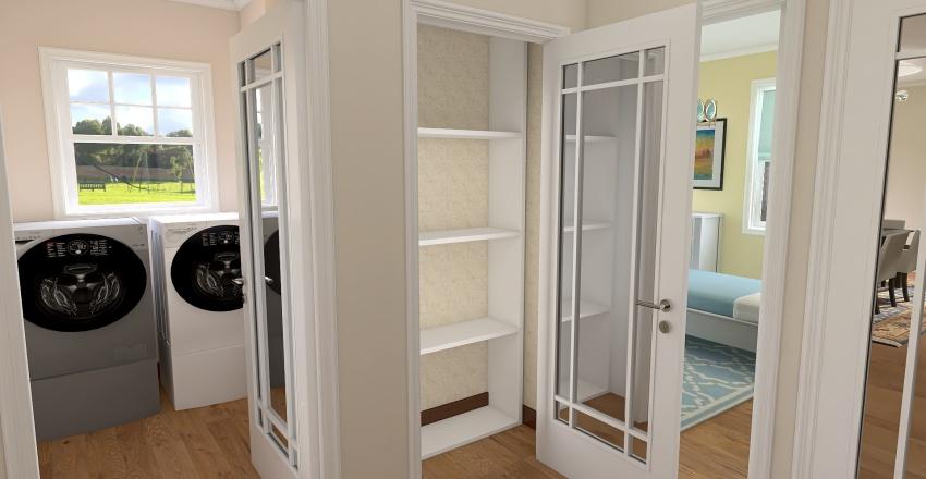 v2_Checking Interior Design Render