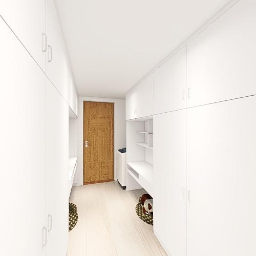 Rata cueva Interior Design Render