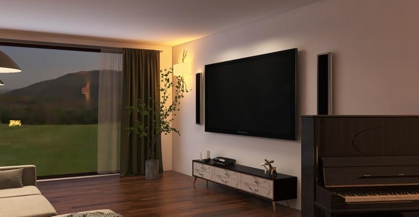 Project 2 Interior Design Render