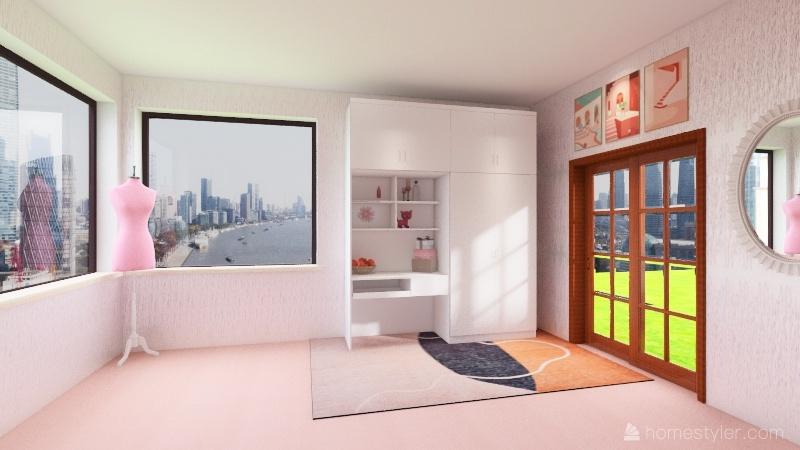 Monoc(HrOME) Interior Design Render