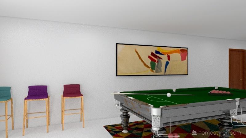 1st home Interior Design Render