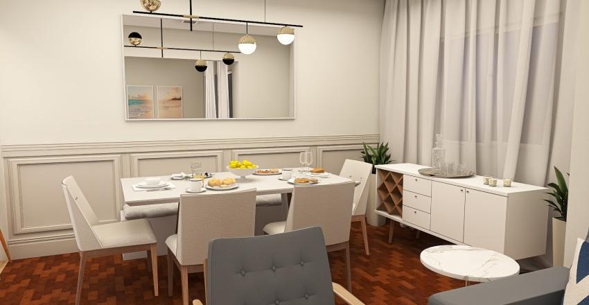 Ilsa   Cozinha_Sala_Jantar   23.08.21   19h Interior Design Render