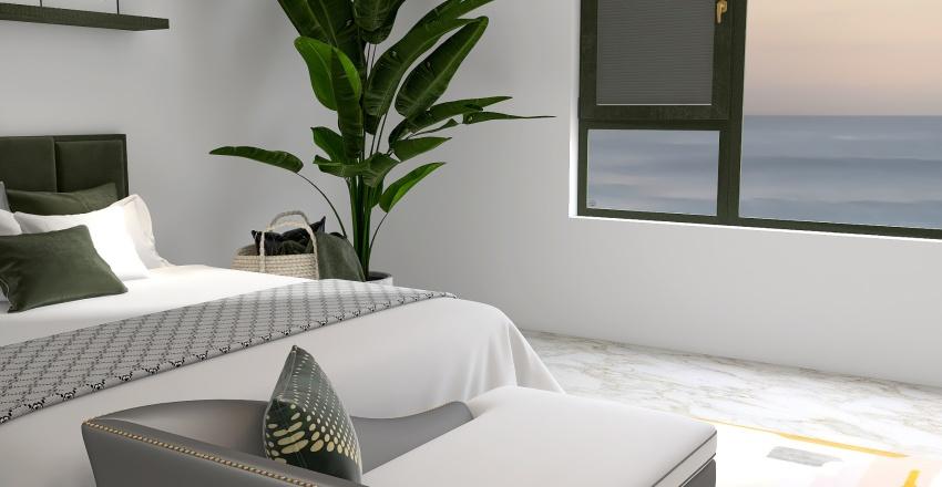 HABITACIÓN MINIMALISTA Interior Design Render
