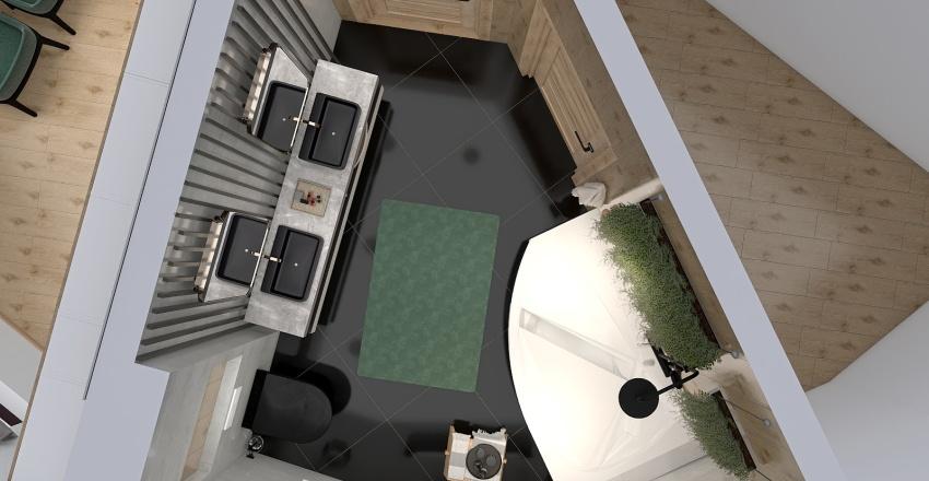 Цегалко Роман.  Interior Design Render
