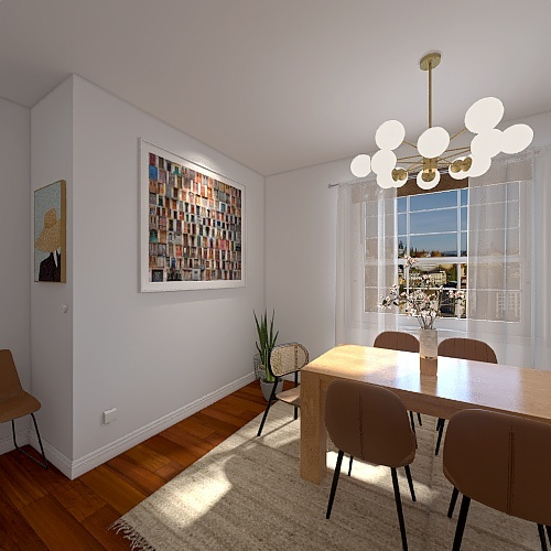 S. Brown Interior Design Render