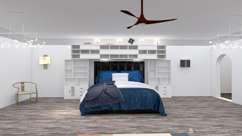 master Interior Design Render