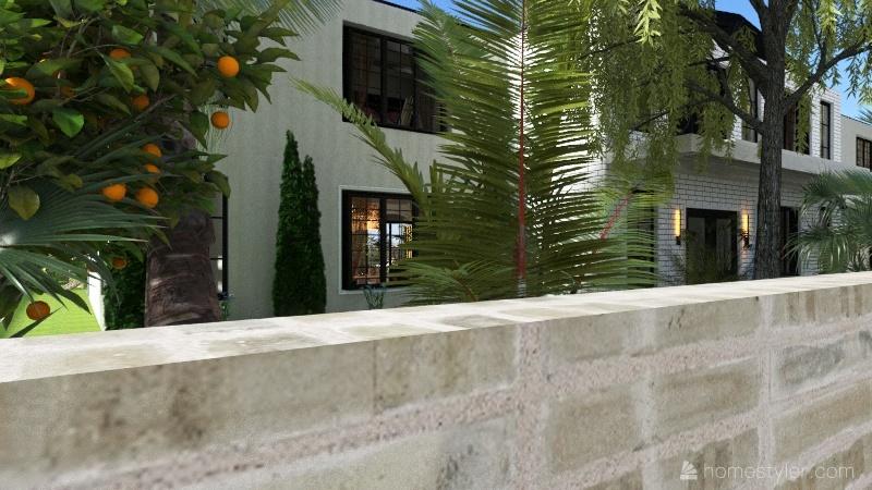 beach house <3 Interior Design Render