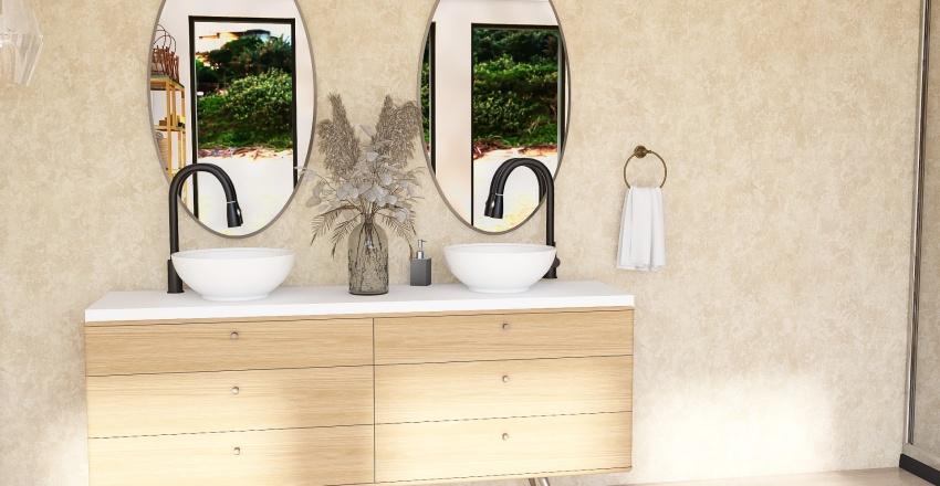 PEQUEÑO RESORT Interior Design Render
