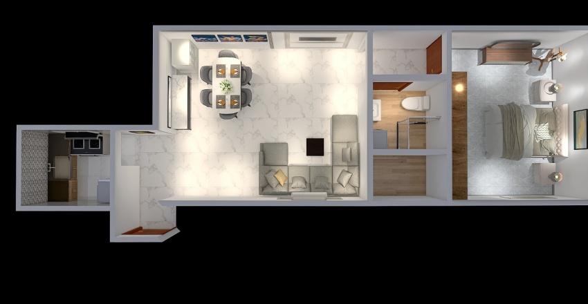 El Hefny Interior Design Render
