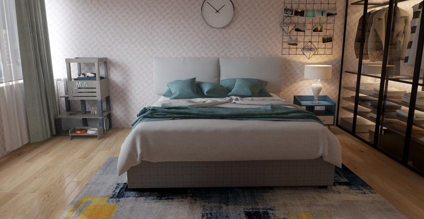 living room+ other Interior Design Render