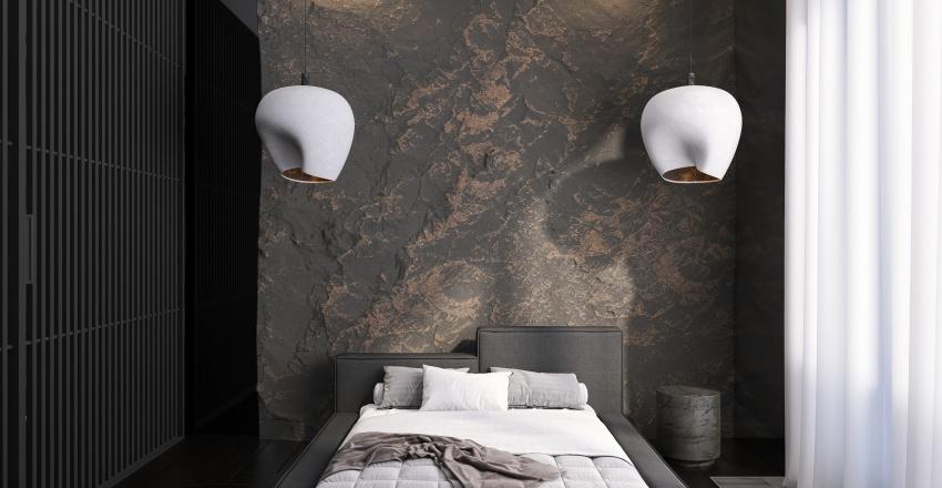 [ BLACK ROCKS ] Interior Design Render