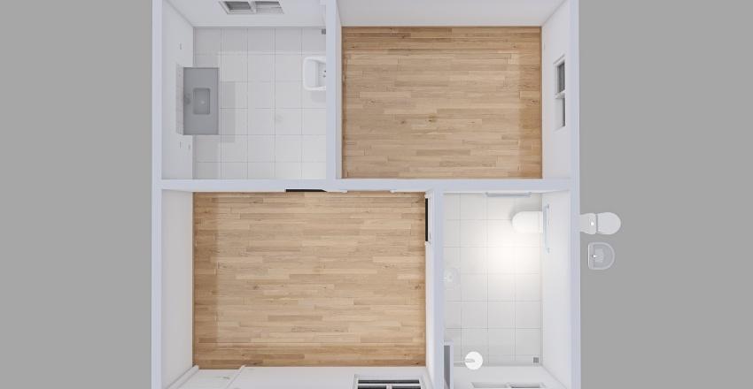 TENDA AP02 Interior Design Render