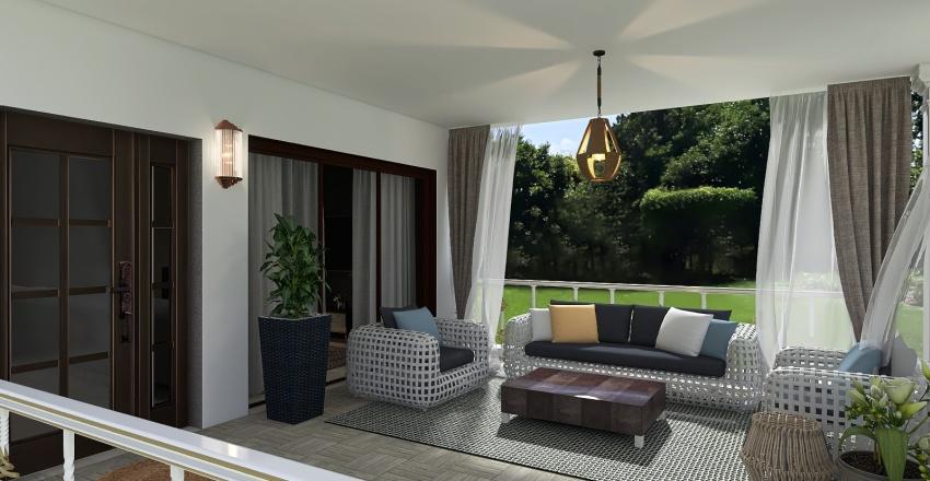 exterior design Interior Design Render