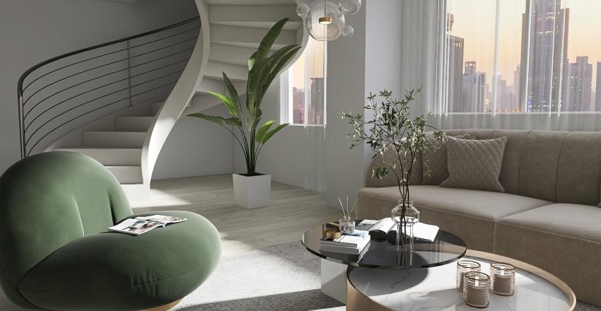 Proyecto 4 Interior Design Render