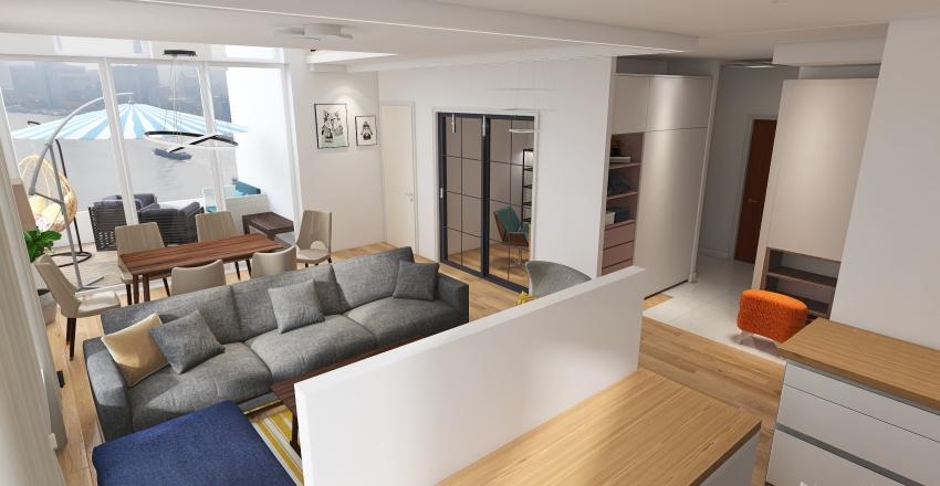 Copy of E.26_2_floors_v4_gabinet_master_bedroom Interior Design Render