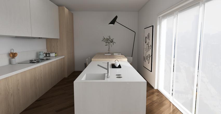 Via Gaetano de Castillia, 11, 20124 Milano MI Interior Design Render
