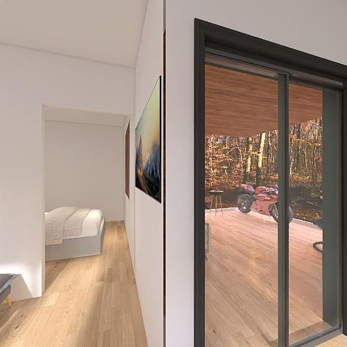 конт Interior Design Render