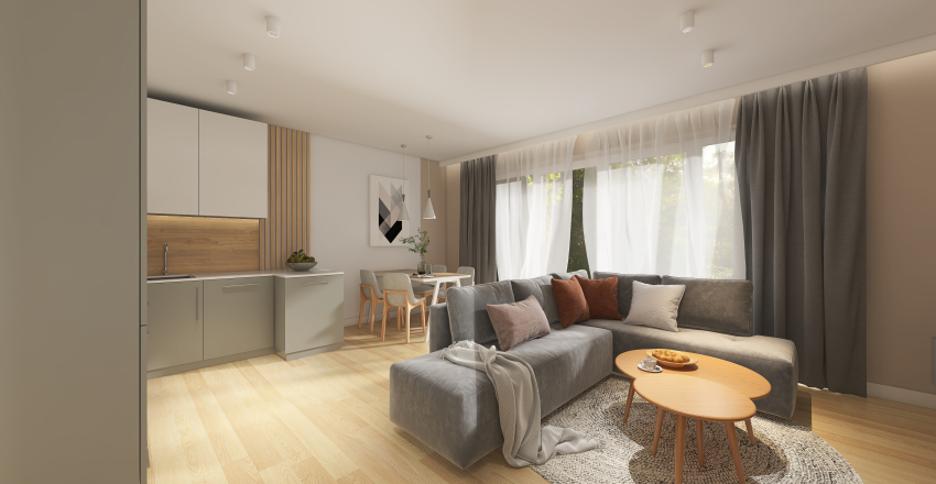 Szwajcaria_copy Interior Design Render