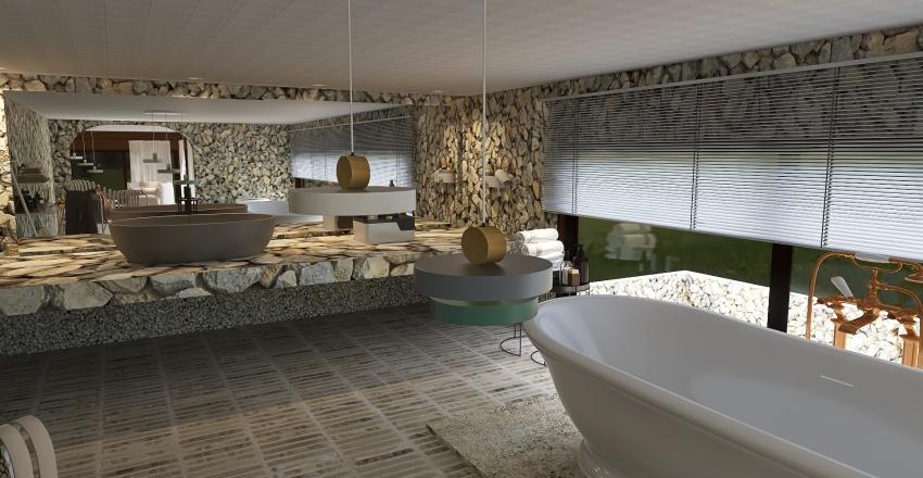 House project 001 Interior Design Render